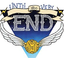 Until the very end by Eli-theBromercy