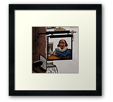 Foubert's Place Framed Print