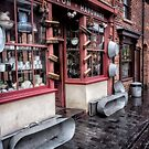Victorian Stores by Adrian Evans