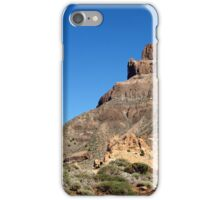 El Teide, Landscape iPhone Case/Skin