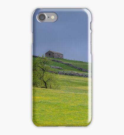 Langstrothdale Barns Yorkshire iPhone Case/Skin