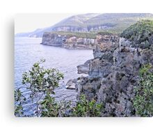 EAGLEHAWK NECK Canvas Print