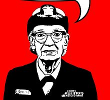 Grace Hopper by suranyami