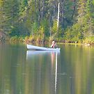 A Great Day Of Fishing by MaeBelle