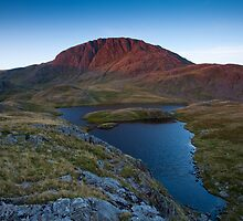 Sprinkling Tarn by Rich Gale