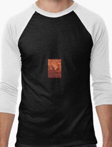 Conversations in Mayan 7 Men's Baseball ¾ T-Shirt
