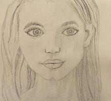 Pretty Girl by greengrass01