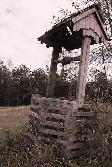 old timey well by chasityperry