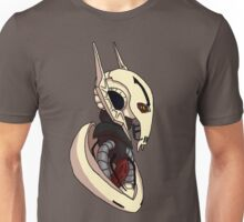 General Grievous Headshot Unisex T-Shirt