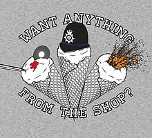 Want Anything From The Shop? by the50ftsnail