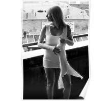 Little White Dress 013 Poster