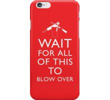 To The Winchester! iPhone Case/Skin