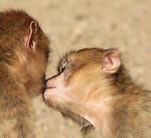 Kiddy kiddy kiss me by DutchLumix