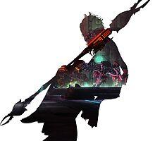 Final fantasy 13 Fang by Sigmythm