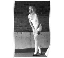 Little White Dress 018 Poster