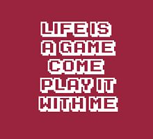 Life is a game Long Sleeve T-Shirt