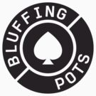 Official BluffingPots logo by Op by bluffingpotspk