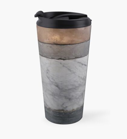 Italian marble in different layers Travel Mug