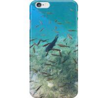 Plenty of fish in the sea iPhone Case/Skin
