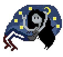 Pixel night Marceline Photographic Print