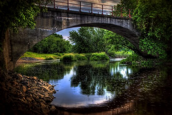 Under the Bridge by Gary Smith