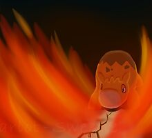 Numel's flame by charlot-sweetie