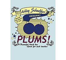 Ashley Schaeffer's Plums Photographic Print