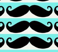 Mustache art 2 Sticker