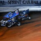 National Sprintcar Hall Of Fame Track by dimarie