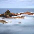 Pyramid Rock - Phillip Island by Jim Worrall