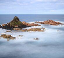 Pyramid Rock - Phillip Island by Jim Worrall