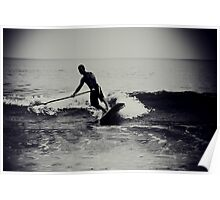 Paddleboard Poster