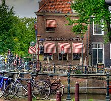 Cafe Hans En Grietje by Bradley Old