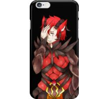 R iPhone Case/Skin