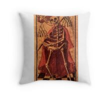 DEATH - TAROT CARDS Throw Pillow