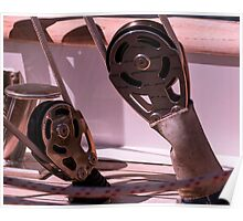 Stainless Pulleys Poster