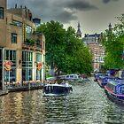 Boat Trip by Bradley Old