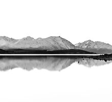 Lake Tekapo by kotchenography
