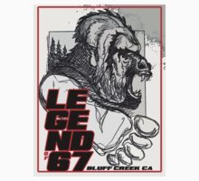 Legend of 67 Original Baby Tee