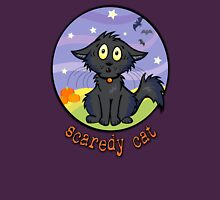 Scaredy Cat - Spooky Halloween Shirts & Stickers Unisex T-Shirt