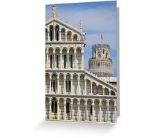 Miraculous Architecture Greeting Card