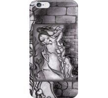 Bride of Hearts - Contemplating iPhone Case/Skin