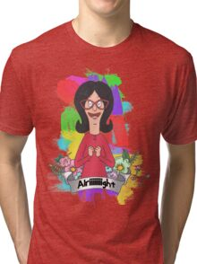 Linda Belcher Tri-blend T-Shirt