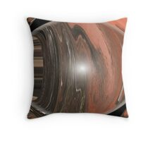Egg-zactly in Order Throw Pillow