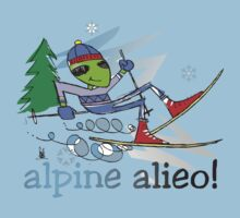 alpine alien by redboy