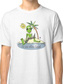 land ho Classic T-Shirt