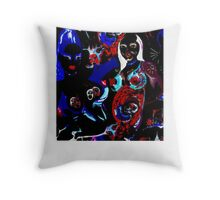 Whispers of Dirty Jack Throw Pillow