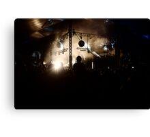 LCD Soundsystem Canvas Print