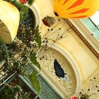 Bellagio Hotel Butterfly Conservatory by jamsicle