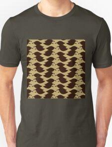 Brown Leaf Unisex T-Shirt